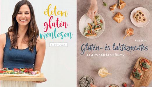 Gluténmentes szakácskönyv
